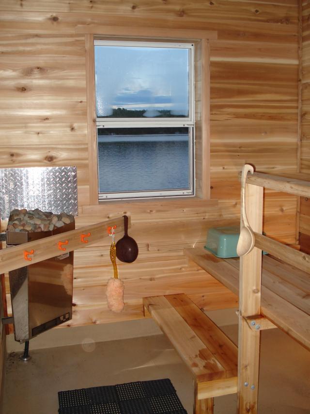 Kalle Hoffman's Sauna Building FAQ